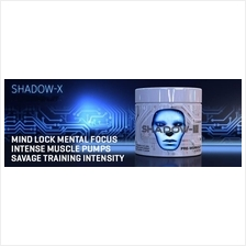 Shadow Pre Workout (Vein Urat Tenaga Otot Muscle Fokus)