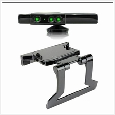 TV Clip Mount Mounting Stand Holder for Microsoft Xbox 360 Kinect Sens..