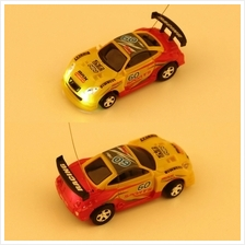 Coke Can Mini Speed RC Radio Remote Control Micro Racing Car Toy Gift ..