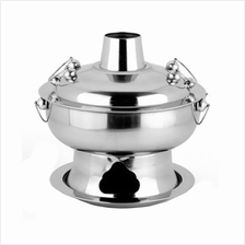 34cm Steamboat Pot With One Free Tongs