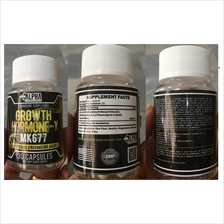 MK677 SARM (HGH , Otot, Muscle, Anti Aging,Burn Fat) 30 caps