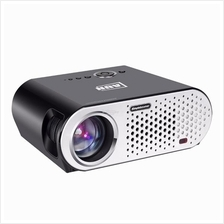 AUN T90 Projector Multimedia Player 3200 Lumens LED for Home Theater M