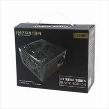Imperion Gaming ATX550W Extreme Series Black Edition Power Supply Unit