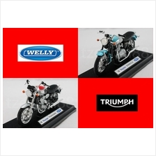 Welly 1:18 DIECAST Motocycle 02 TRIUMPH Thunderbird / Bonneville Model