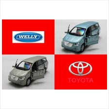 Welly 1:34-1:39 DIECAST Toyota Innova Car 2 Color Model COLLECTION New