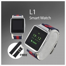 AirGear L1 Smartwatch Premium Design Bluetooth Changeable FOC 1 Strap