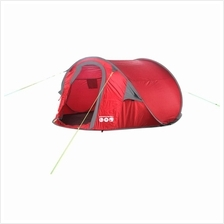 GELERT 3 Person Capacity Quick Pitch DLX3 63