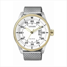CITIZEN AW1364-54A AW1364-54 Aviator Eco-Drive Mens Watch