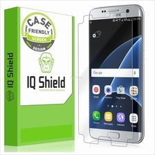 IQ Shield LiQuidSkin Galaxy S7 Edge Screen Protector (Case Friendly)