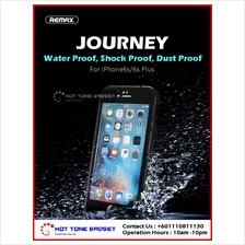 REMAX IPHONE 6 6S 7 PLUS JOURNEY ANTISHOCK Waterproof TPU Cover Case