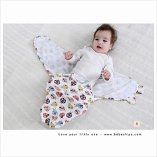 Breathable Cotton Baby Swaddle Baby Wrapper Baby Blanket