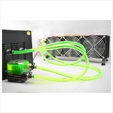 1THS WATER COOLING BITCOIN MINER (Cooling kits and coolant installed)