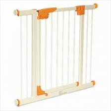 My Dear - Baby safety gate with auto swing back door and auto lock (32007)