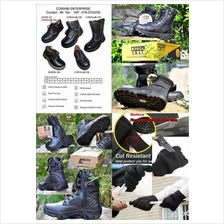 Leather Safety Shoes/SWAT DELTA  Tactical Boots FREE POS/COD