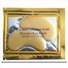 10 pairs x Crystal collagen eye mask smooth wrinkles for eye skin care