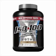 38 serving protin protein ZERO SUGAR FAT (ISO100)  (5g BCAA) rm110