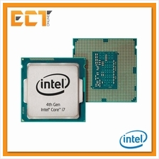 Intel Core i7-4790 3.60Ghz~4.00Ghz Haswell Processor (Socket LGA1150, 8MB Cach