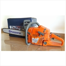 "HUSQVARNA PETROL/GASOLINE CHAIN SAW 372XP 24""  ID338503"