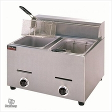 Gas Fryer (2 Tank 2 Basket)  ID776367