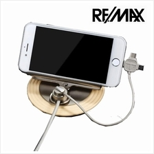 Remax Letto RC-FC2 Car Mount Holder with 3 in 1 Magnetic ChargingCable