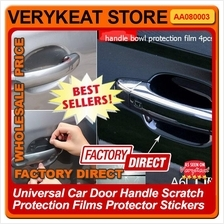 Car Door Handle Anti Scratch Film Protector Sticker - Wholesale Price
