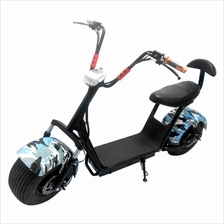 Electric Scooter Harley Premium 1000W 60V