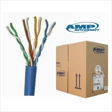 AMP CAT6 NETWORK CABLE 305M 1BOX (9-1427200-6)
