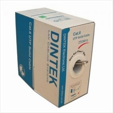 DINTEK CAT6 NETWORK CABLE 305M 1BOX