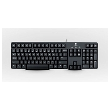 LOGITECH CLASSIC PS2 WIRED KEYBOARD (K100)