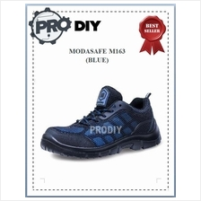 M163 MODASAFE SAFETY SHOE - BLUE