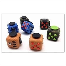 Fidget Cube Stress Reliever Cube (ORI USA Quality LIMITED Ed Rdy Stock