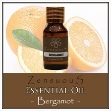 ZENSUOUS Essential Oil - Bergamot