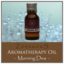 ZENSUOUS Aromatherapy Oil - Morning Dew