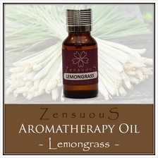 ZENSUOUS Aromatherapy Oil - Lemongrass