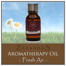 ZENSUOUS Aromatherapy Oil - Fresh Air