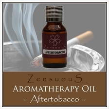 ZENSUOUS Aromatherapy Oil - Aftertobacco