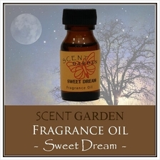 SCENT GARDEN Fragrance Oil - Sweet Dream 15ml
