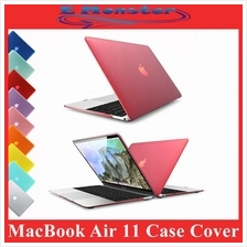 MacBook Air 11 A1370 A1465 Trans Matte Frosted Hard Case Cover