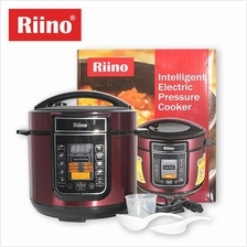 Riino 5L Electric INT Pressure Cooker All in One =Free IKEA Knife Set=
