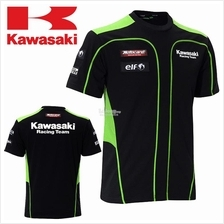 KAWASAKI MotoGP Racing Team Motorbike ELF Men T-shirt