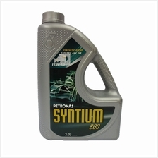 Petronas Syntium 800 Synthetic Blend 15W-50 Engine Oil 3L