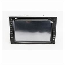 Universal 6.2 Inch 2Din In-Dash Car DVD/CD/MP3/BT/VCD/USB Player - (HT-6218)
