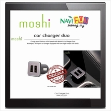 ★ Moshi Car Charger Duo for Smartphone and Tablet