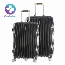 CaseValker CEO Alu-Frame Premium Luggage Bag PC+ABS Case 20'' / 24''