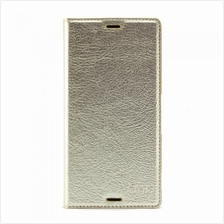 Atta Sony Xperia Z3 2 IN 1 Wallet Snap On Flip Cover Case 21WSSFC-SL Gold Colo