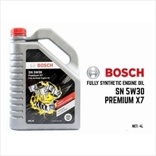BOSCH Fully Synthetic Engine Oil SN 5W30