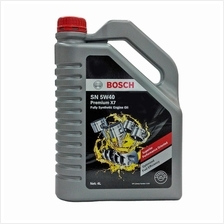 Bosch SN 5W40 Premium X7 Fully Synthetic Engine Oil