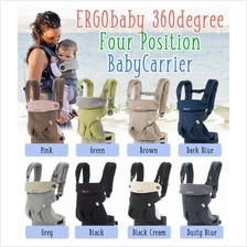 ERGOBABY 360 DEGREE FOUR POSITION BABY CARRIER