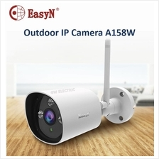 EasyN A158W 2.0 Megapixel 128GB SD Card Outdoor IP Camera, IR, 1080p