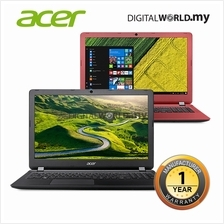 Acer Aspire ES 15 ES1-533-C24Q/C74Y Notebook-Midnight Black/Rosewood Red